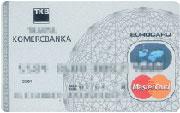 Классический пример карты европейского банка. На обратной стороне обязательно присутствует магнитная полоса и специальное поле для подписи владельца. Производство таких карточек может проводить только компания, имеющая специальную лицензию